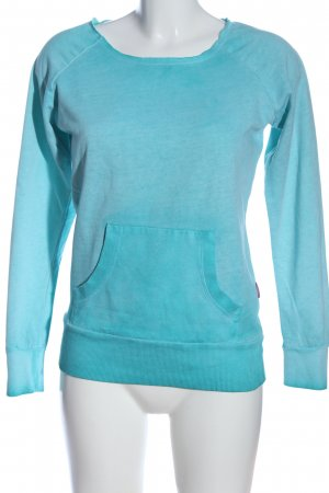 Venice beach Sweatshirt turquoise style décontracté