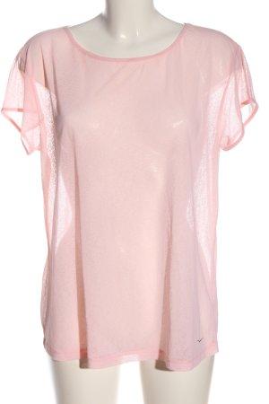 Venice beach T-shirt rose style décontracté