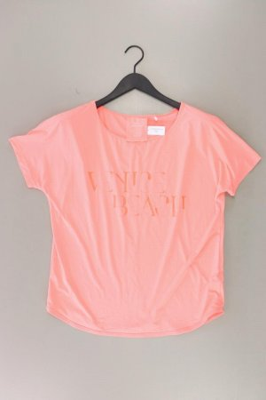 Venice beach T-shirt rosa chiaro-rosa-rosa-fucsia neon
