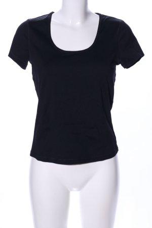 Venice beach T-Shirt schwarz Casual-Look