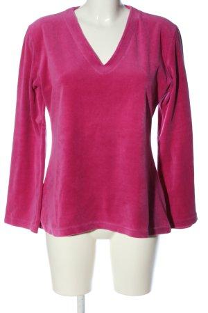Venice beach V-Ausschnitt-Pullover pink Casual-Look