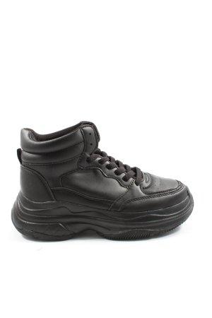 Venice High Top Sneaker schwarz Casual-Look