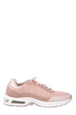 Venice Schnürsneaker pink-weiß Casual-Look