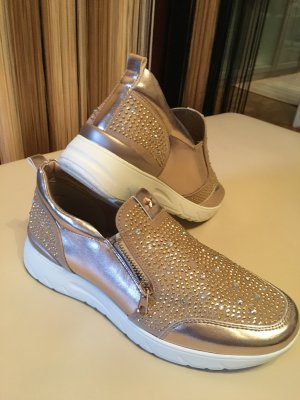 291 Venice Heel Sneakers gold-colored