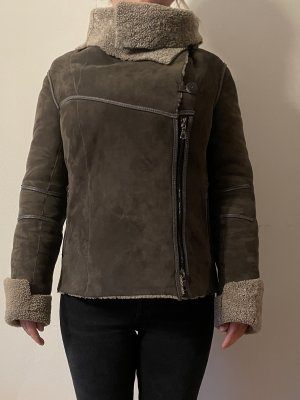 Ventcouvert Fur Jacket multicolored