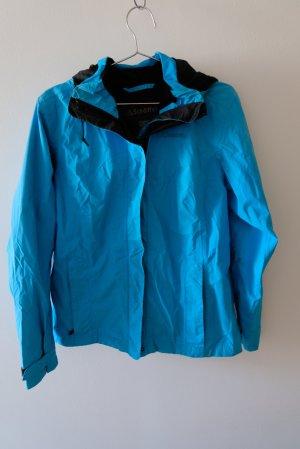 Schöffel Imperméable bleu fluo polyamide