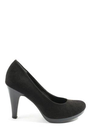 Venturini High Heels schwarz Casual-Look