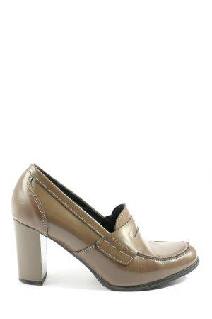 Venturini High Heels braun Casual-Look