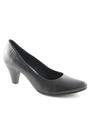 Venturini High Heels schwarz Elegant