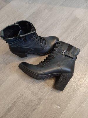 Venüs Stiefeletten, Ankle boots, 39, Leder