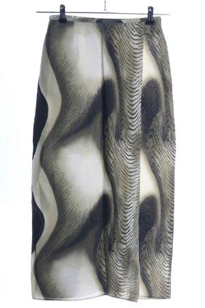 Vera Condotti Maxirock abstraktes Muster Casual-Look
