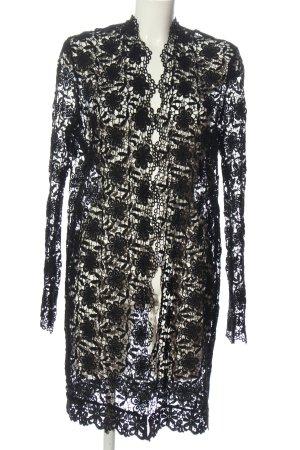Vera & Lucy Blouse Jacket black elegant