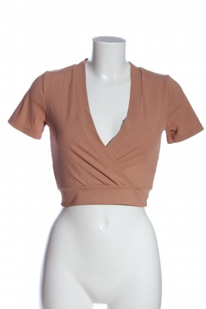 Vera & Lucy Cropped Top nude Casual-Look