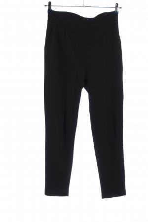 Vera & Lucy High-Waist Hose schwarz Casual-Look