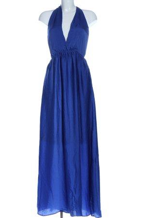 Vera & Lucy Maxikleid blau Elegant