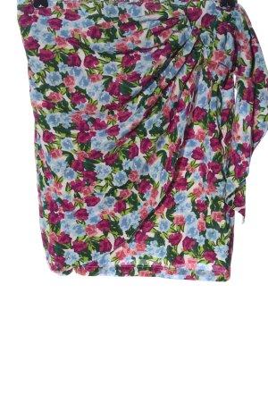 Vera & Lucy Mini-jupe imprimé allover style décontracté