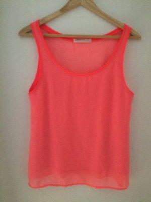 Vera&lucy top knalliges pink