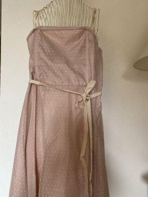 Vera Moda Abendkleid Rosé