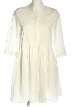 Vera Moda Blusenkleid weiß Casual-Look