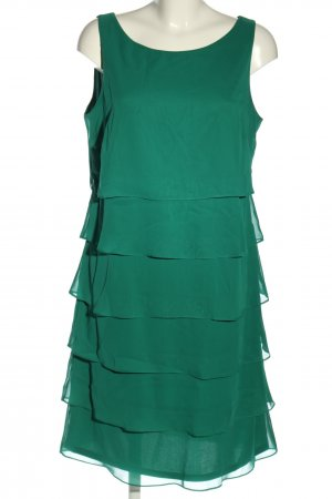 Vera Moda Blusenkleid grün Business-Look