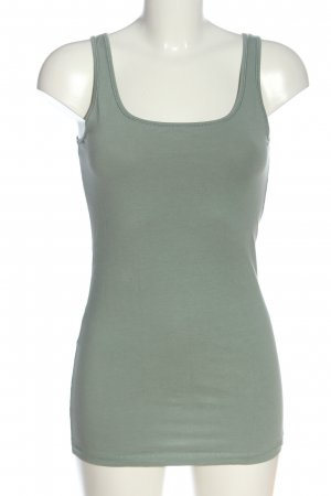 Vera Moda Top long turquoise style décontracté