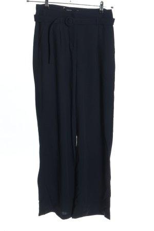 Vera Moda Spodnie Marlena niebieski W stylu casual