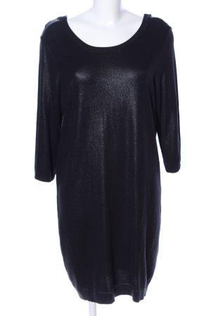 Vera Moda Pulloverkleid schwarz meliert Casual-Look