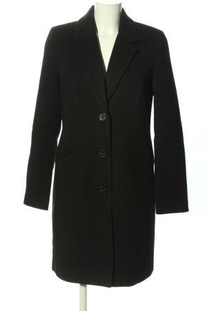 Vera Moda Heavy Pea Coat black casual look