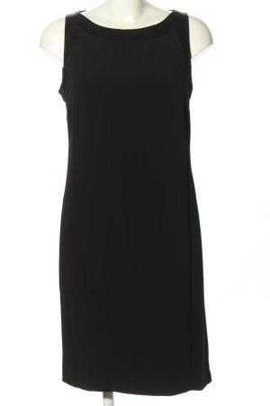 Vera Mont A-Linien Kleid schwarz Casual-Look