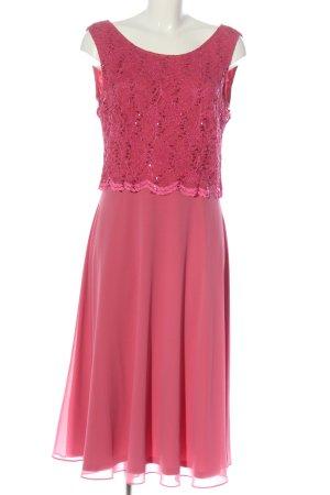Vera Mont Abito da sera rosa elegante