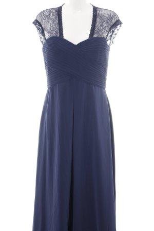 Vera Mont Abendkleid blau Elegant