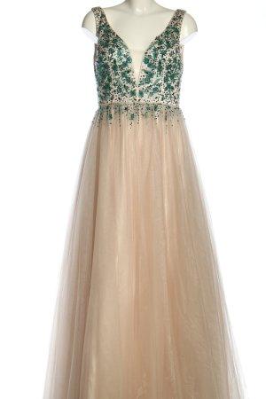 Vera Mont Abendkleid creme-grün Elegant