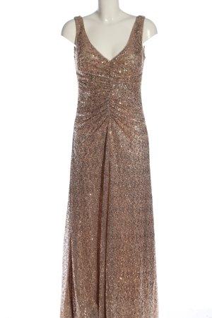 Vera Mont Abendkleid bronzefarben Elegant