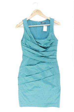Vera Mont Abendkleid Größe 36 Träger türkis aus Polyester