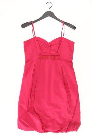 Vera Mont Abendkleid Größe 38 Träger pink aus Polyester