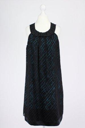 Vera Mont Abendkleid schwarz Größe 38