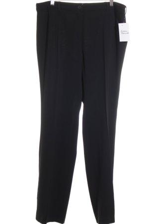 Vera Mont Anzughose schwarz Elegant