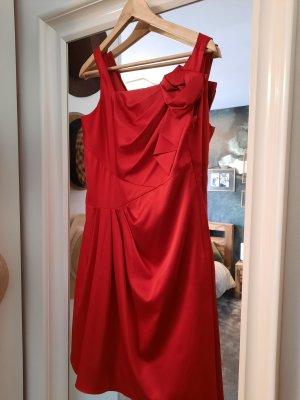 Vera Mont asymmetrisches kurzes Abendkleid Gr. 38