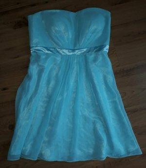 Vera Mont Bandeau Dress baby blue