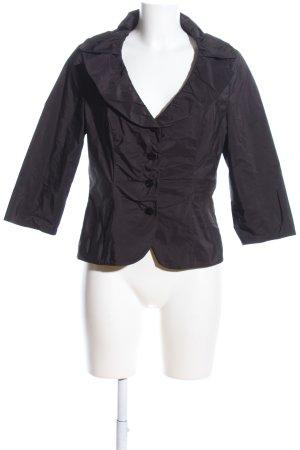 Vera Mont Marynarka koszulowa czarny W stylu casual