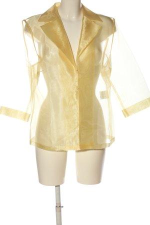 Vera Mont Marynarka koszulowa bladożółty W stylu casual