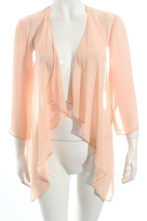 Vera Mont Veste chemisier abricot polyester