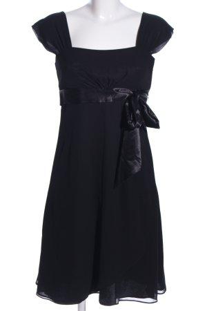 Vera Mont Blusenkleid schwarz Elegant