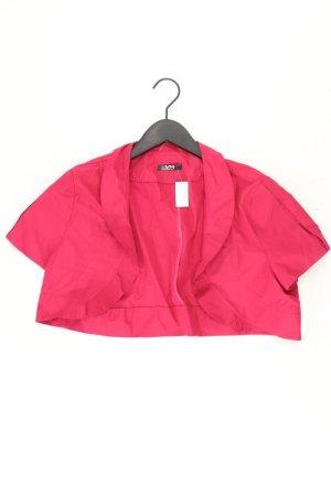 Vera Mont Bolero Größe 38 Kurzarm pink