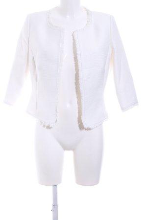 Vera Mont Torera blanco Patrón de tejido estilo «business»