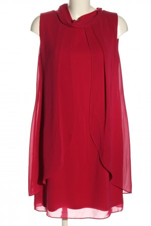 Vera Mont Chiffonkleid rot extravaganter Stil