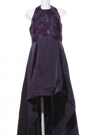 Vera Mont Vestido de cóctel lila elegante