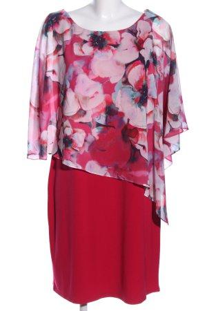 Vera Mont Vestido de cóctel estampado floral elegante