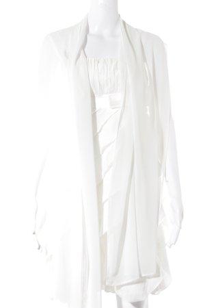 Vera Mont Cocktailkleid weiß Elegant