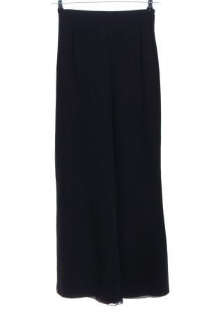 Vera Mont Pantalone culotte nero stile casual
